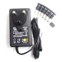 POWER SUPPLY SWITCH MODE  3-12VDC  2AMP  3/ 4.5/ 5/6/ 7.5/ 9/ 12V