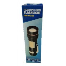 USB RECHARGEABLE LED TORCH