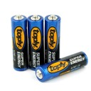 BATTERY SUPER ENERGY  AA  (4)