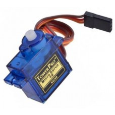 MOTOR SERVO 180 DEGREE  12V