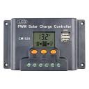 SOLAR CHARGE CONTROLLER 10AMP 12/24VOLT AUTO