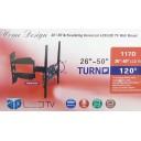 """TV BRACKET  26"""" TO 50""""  TILT  MAX 25KG"""