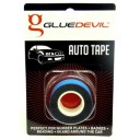 DOUBLE SIDED TAPE 0.8MM X 18MM X 1M