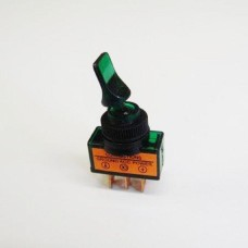 DUCK BILL TOGGLE SWITCH GREEN