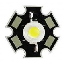 1 WATT POWER LED WHITE