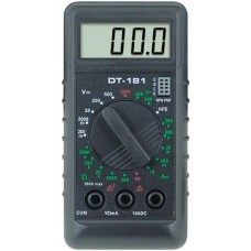 DT 181  DIGITAL MULTIMETER