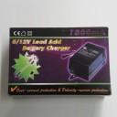 LEAD ACID CHARGER 6 / 12 V  1 , 8 A