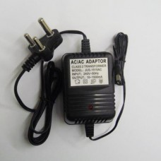 AC/ AC ADAPTOR 15 VAC 1500 MA