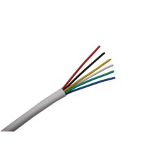 CABLE SINGLE CORE  6 X 1 / 0 , 5 MM