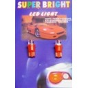 LED LAMP SET 12 V RED