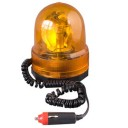 MAGNETIC BASE LAMP 12 VDC AMBER