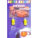 LED LAMP 12 V YELLOW SET