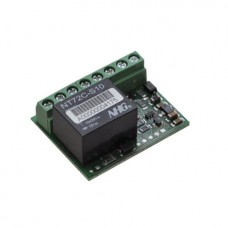 RELAY STEPPER 12 VDC/ VAC