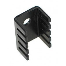 HEATSINK FINNED TO 220 35 MM