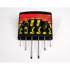 SCREW DRIVER SET - 6 PIECE