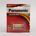 PANASONIC AAA 1 , 5 V ALKALINE( 2 )