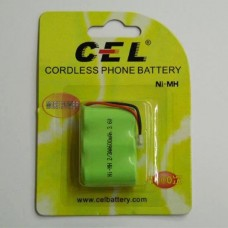 3 R 2 / 3 AA  3 , 6 V PHONE BATTERY