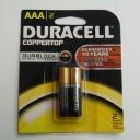 DURACELL MN 2400 1 , 5 V        ( 2 )