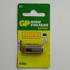 4 LR 44 ALKALINE BATT.( GP 28 A) 6 V