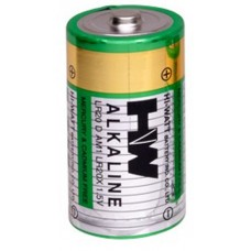 ALKALINE BATTERY   D 1 , 5 V  ( 2 )