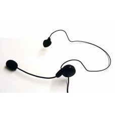 MIC HEADSET OVER- EAR SLIM