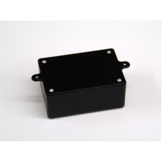 ENCLOSURE PLASTIC BLACK A- 3