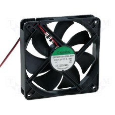 FAN 12 VDC 120 MM 3000 RPM 108 CFM