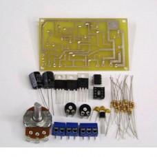 12 VDC MOTOR SPEED CONTROL KIT