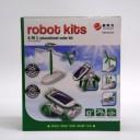 6 - IN- 1 SOLAR ROBOT KIT 2011