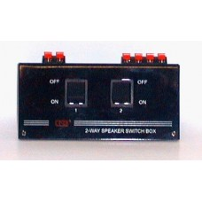 2 WAY SPEAKER SWITCH TDH- SS 2