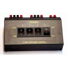 MIX- 268 4 WAY SPEAKER SWITCH