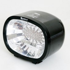 DISCO STROBE WITH LED LASER