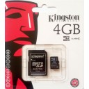 MICRO 4 GB SDHC CARD