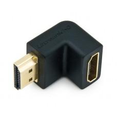 HDMI MALE - HDMI FEMALE ANGLE